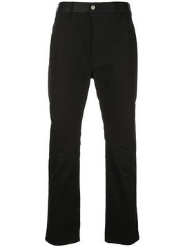 Julien David tuxedo trousers - Black