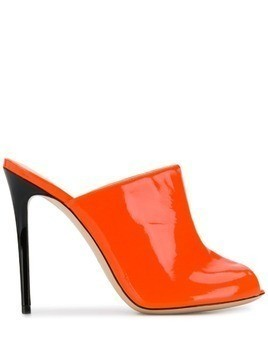 Deimille Aura mules - Orange