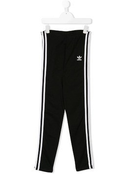 Adidas Kids TEEN three stripes leggings - Black