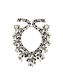 Christian Dior Vintage 1961 Glamour festoon necklace - Metallic