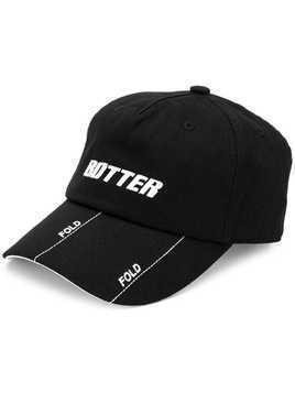 Botter embroidered logo cap - Black