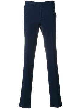 Fashion Clinic Timeless slim-fit trousers - Blue