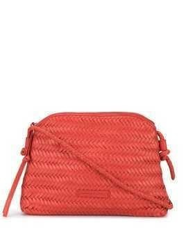 Loeffler Randall Mallory crossbody bag - Red
