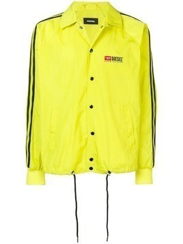 Diesel coach jacket - Yellow