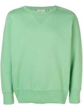 Levi's Vintage Clothing Bay Meadows jersey sweater - Green