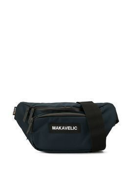 Makavelic crescent belt bag - Blue