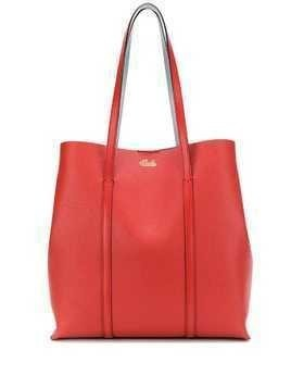 Bally logo print tote - Red