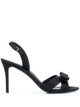 Salvatore Ferragamo Vara Bow sandals - Black