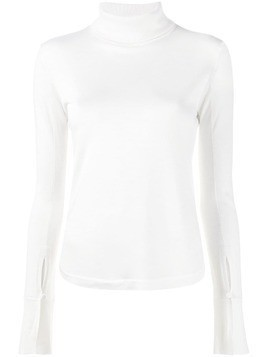 Chloé turtleneck jumper - Nude & Neutrals