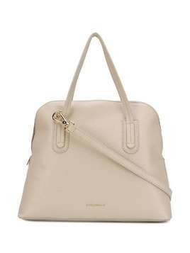 Coccinelle top handle bag - NEUTRALS