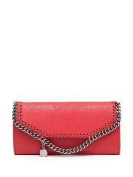 Stella McCartney Falabella long wallet - Red