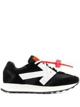 Off-White Hg runner sneakers - Black