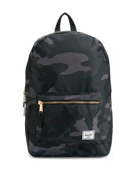 Herschel Supply Co. Settlement camouflage print backpack - Green