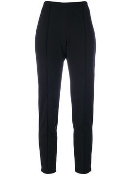 Le Tricot Perugia jogger style trousers - Black