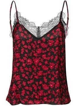 Love Stories Camelia camisole - Red
