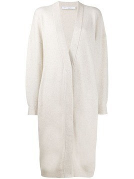 Iro Ashland oversized cardigan - White