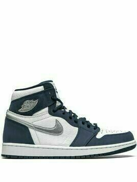 "Jordan Air Jordan 1 High CO.JP ""Midnight Navy"" sneakers - White"