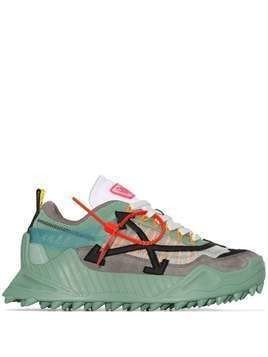 Off-White Odsy-1000 2.0 low-top sneakers - Green