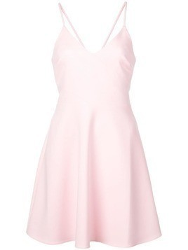 Likely classic fit-and-flare dress - Pink