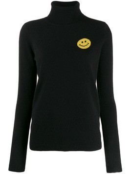 Bella Freud Happy sweater - Black
