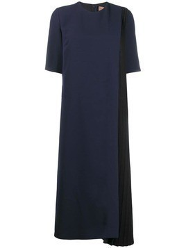 Coliac shift dress - Blue