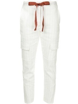 Manning Cartell On Location trousers - White