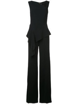 Roland Mouret structured jumpsuit - Black