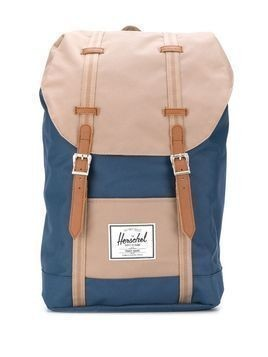 Herschel Supply Co. Retreat colour-block backpack - Blue