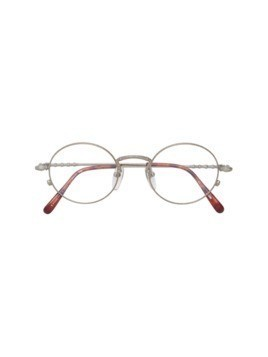 Jean Paul Gaultier Vintage round shaped glasses - Metallic
