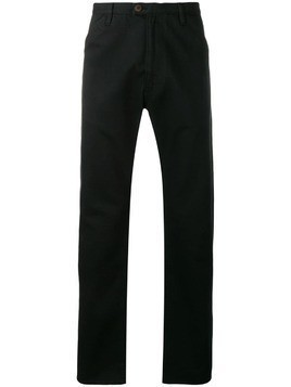 Fortela straight leg trousers - Black