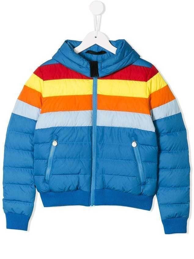 Perfect Moment Kids Queenie jacket - Blue
