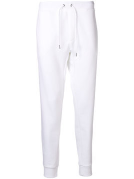 Polo Ralph Lauren embroidered Pony sweatpants - White
