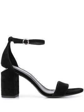 Alexander Wang Abby suede sandals - Black