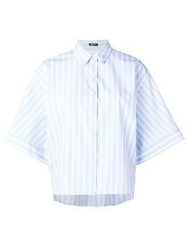 Jil Sander Navy striped shirt - Blue