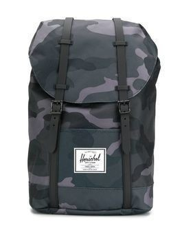 Herschel Supply Co. Retreat camouflage print backpack - Green