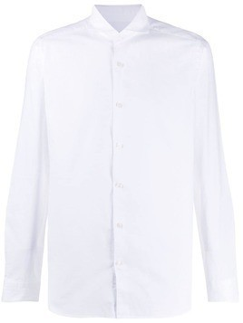 Al Duca D'Aosta 1902 Barba long-sleeved shirt - White