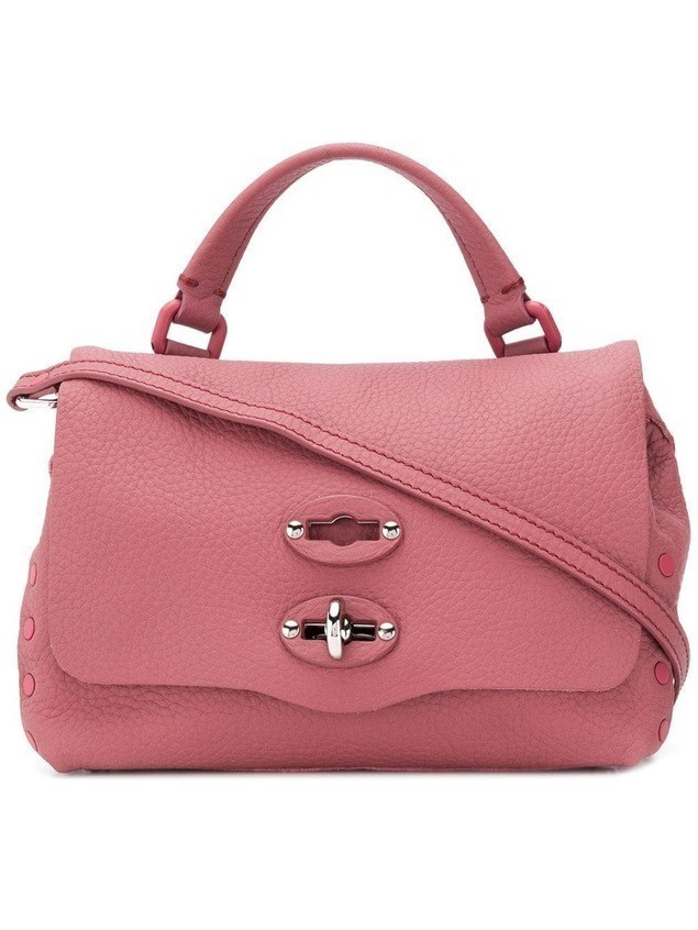 Zanellato Baby Postina shoulder bag - Pink