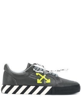 Off-White Low Vulcanized sneakers - Grey