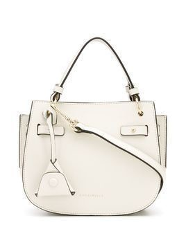 Coccinelle Didi shoulder bag - White