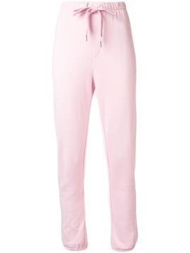 The Upside straight leg sweatpants - PINK