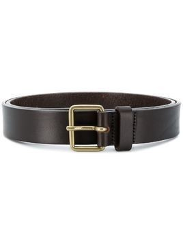 Closed classic buckle belt - Unavailable