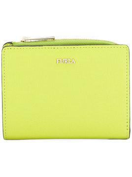 Furla large wallet - Green