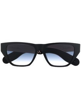 Dior Eyewear Insideout square frame sunglasses - Black