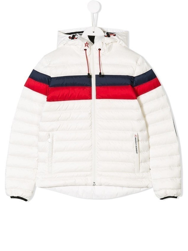 Perfect Moment Kids Pirtuk jacket - White