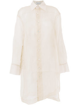 Balossa White Shirt long Hurell shirt - Neutrals