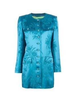 Yves Saint Laurent Vintage skirt suit - Blue