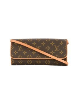 Louis Vuitton Vintage Pochette Twin GM shoulder bag - Brown