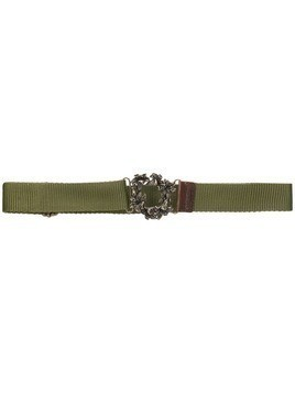 Dsquared2 Botanic Eden buckle belt - Green