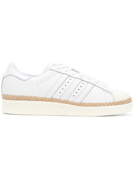 Adidas - Superstar 80s New Bold sneakers - Damen - Leather/Neoprene/rubber - 3.5 - White