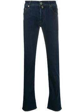 Jacob Cohen slim fit mid-rise jeans - Blue